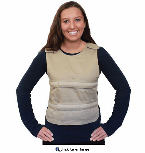Polar Products Cool58 Phase Change Poncho Cooling Vest - One Size Fits Most
