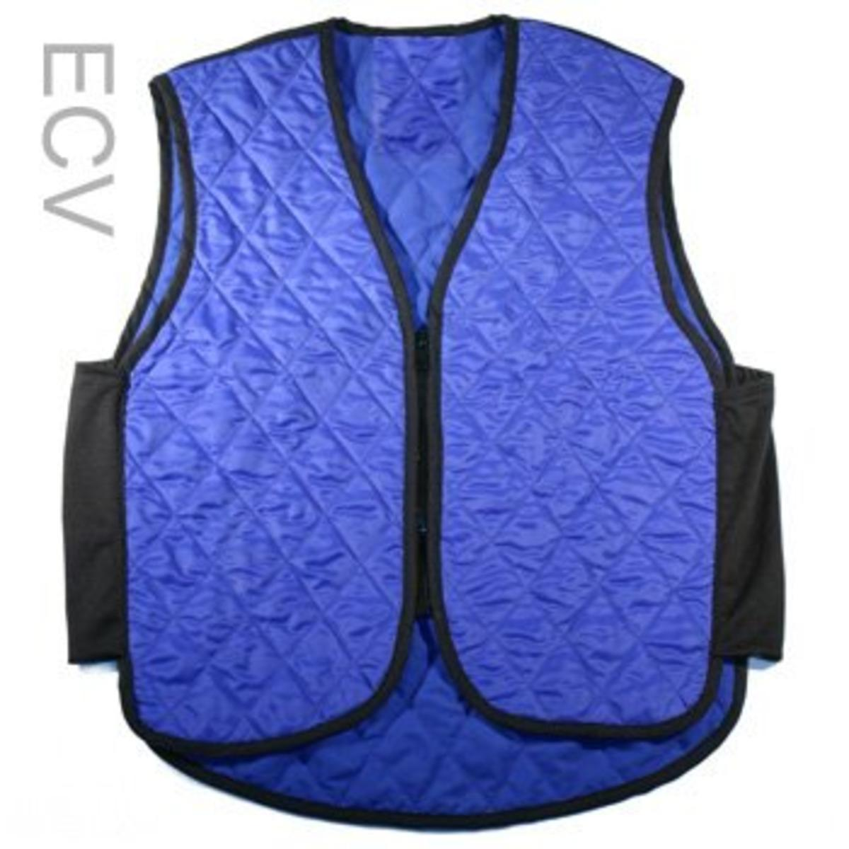1d65e457f Polar Products Evaporative Cooling Vest - The Warming Store