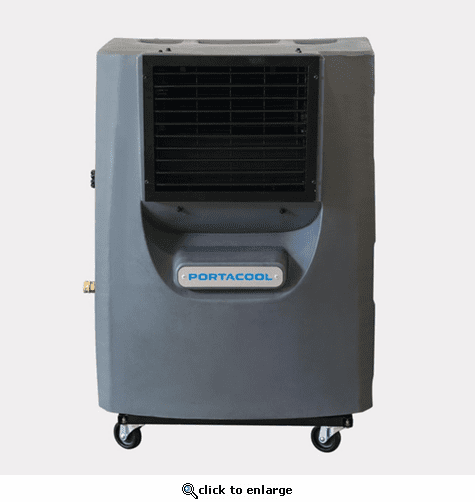 Portacool Cyclone 130 Portable Evaporative Cooler for 700 sq. ft.