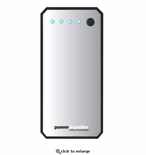 Powertraveller Discovery Sleek Compact Stylish Charger
