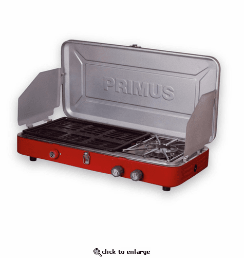 Primus Profile Dual, One Burner with Grill