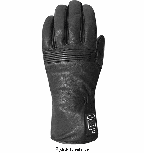 Racer Men's iWarm City Heated Leather Gloves