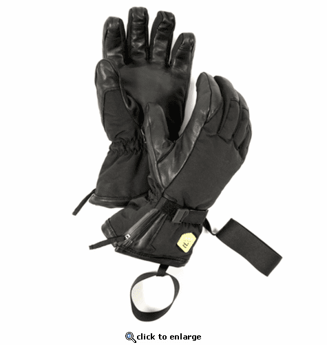 Ravean Men's Heated Gloves with 7V Battery Kit