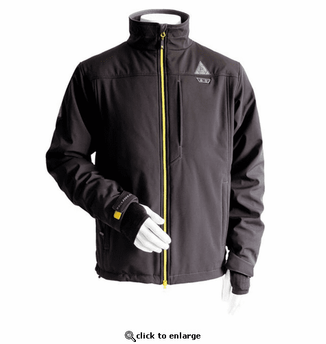 Ravean Rugged Heated Work Jacket with 12V Battery Kit