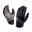 SealSkinz Dragon Eye MTB Gloves - Black/Anthracite/Grey