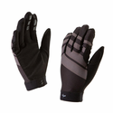 SealSkinz Dragon Eye MTB Ultralite Gloves - Black/Anthracite/Charcoal Grey