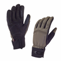 SealSkinz Performance Activity Gloves - Dark Olive/Black
