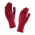 SealSkinz Ultra Grip Touch Screen Gloves - Core Red