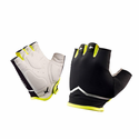 SealSkinz Ventoux Classic Gloves - Black/Hi Vis Yellow