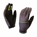 SealSkinz Women's Galibier Gloves - Yellow/Black/Charcoal