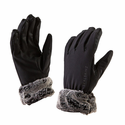 SealSkinz Waterproof Women's Sea Leopard Lux Gloves