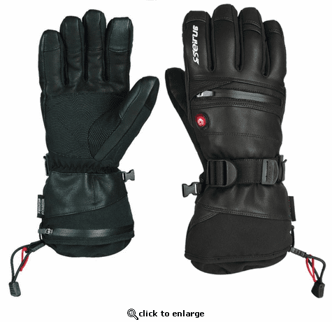 Seirus Heat Touch Hellfire Battery Heated Gloves for Women