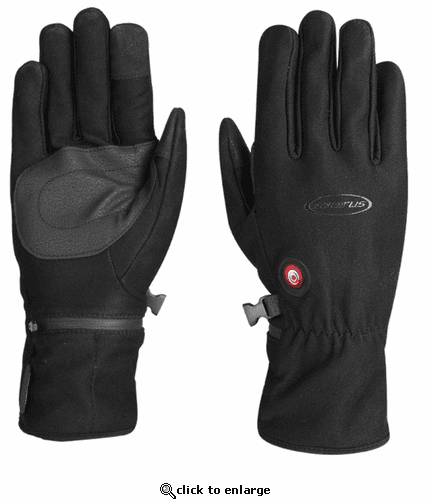 Seirus Heat Touch Hyperlite All Weather Heated Gloves for Women