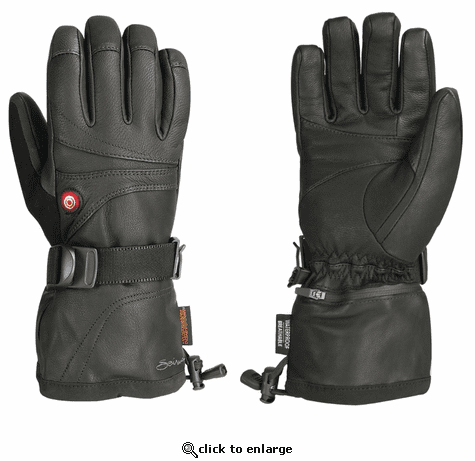Seirus Heat Touch Ignite Heated Gloves for Women