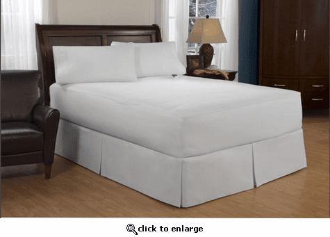 Serta Microplush Heated Mattress Pad 110 Volt - Twin