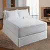 Serta Sherpa Plush 110V Electric Heated Mattress Pad with Programmable Digital Controller - Full