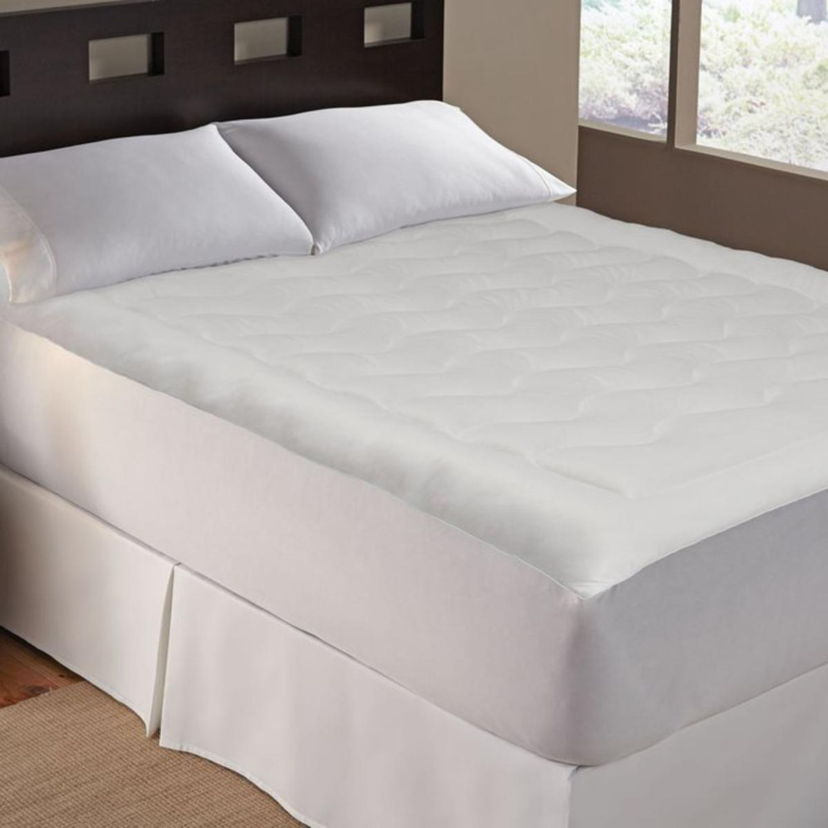 Serta TempaCool All Season Heated Mattress Pad - King The Warming Store