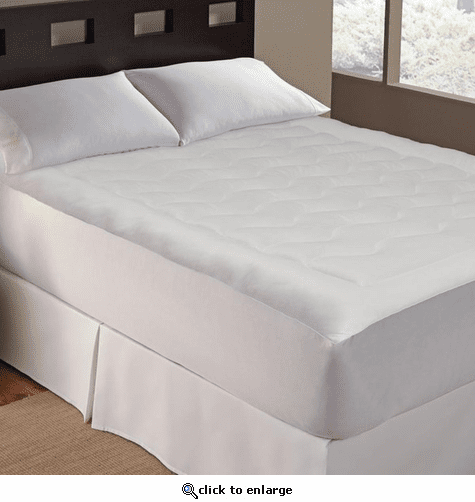 Serta TempaCool All Season Heated Mattress Pad - Queen