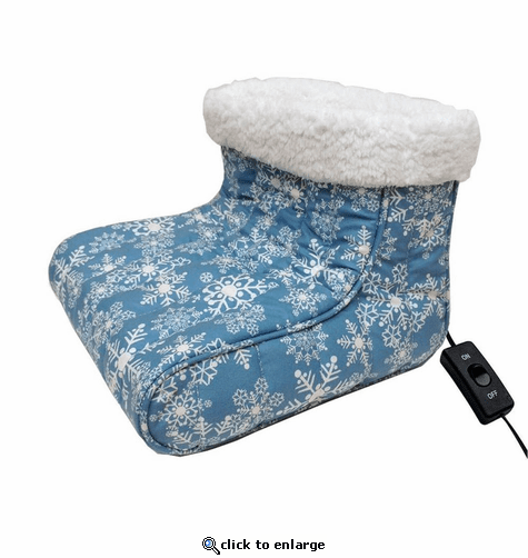 Shavel Micro Flannel Heated Foot Warmer