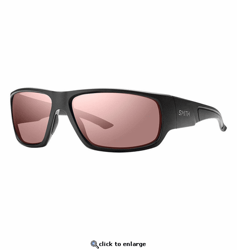 Smith Elite Discord Elite Sunglasses Black Carbonic Elite Ballistic Ignitor