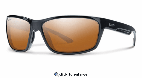 Smith Lifestyle Redmond Sunglasses Black Techlite Glass