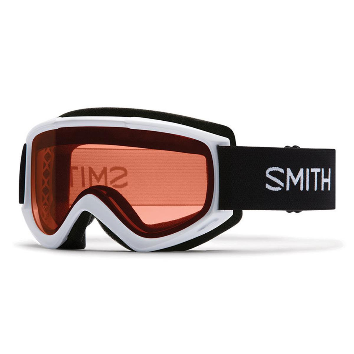 65adf8c4d6b5d Smith Optics Cascade Classic Snow Goggles - White Frame - The Warming Store