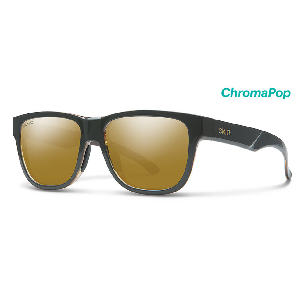 589977532f Smith Optics Lowdown Slim 2 Sunglasses Chromapop Polarized Bronze Mirror -  Gravy Tortoise Frame