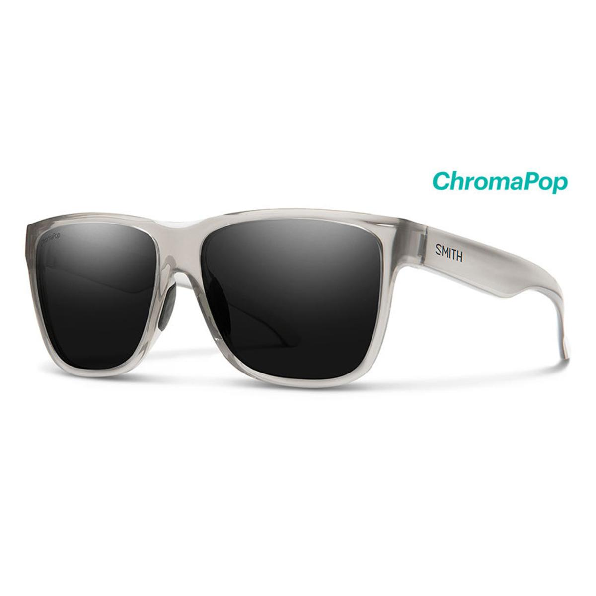 0049c18833 Smith Optics Lowdown XL 2 Sunglasses Chromapop Polarized Black - Cloud  Frame - The Warming Store