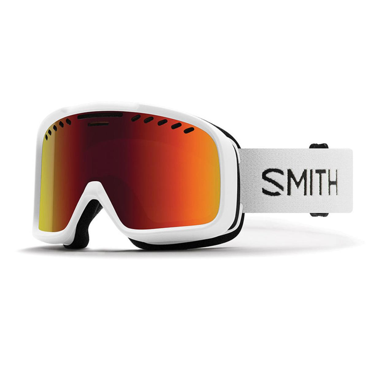1708eb32398bd Smith Optics Project Snow Goggles - White Frame - The Warming Store