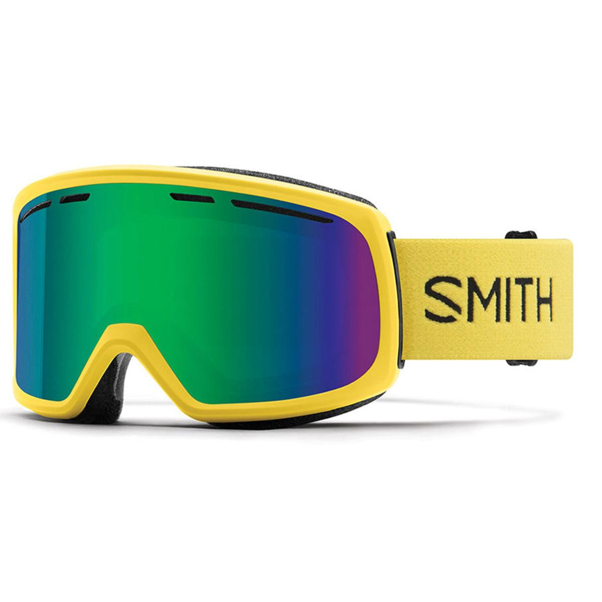 36322576a1207 Smith Optics Range Snow Goggles - Citron Frame - The Warming Store