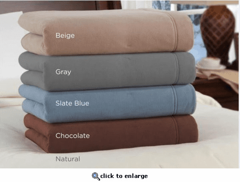 Soft Heat Luxury Micro Fleece Electric Heated Warming