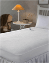Soft Heat MicroPlush Low Voltage Heated Mattress Pad - Full