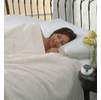 Soft Heat Triple-Rib Electric Heated Blanket - Full