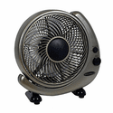 "SoleusAir FT-25-A 10"" Table or Wall Mounted Fan"