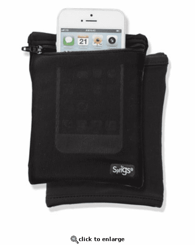 Sprigs Banjees Touch Mesh Wrist Wallet