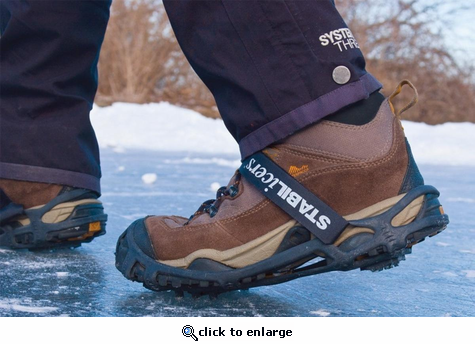STABILicers Hike Ice Cleats with Strap