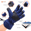Stay Warm Apparel Original Heated Glove with Rechargeable Battery