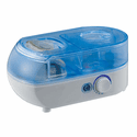 Sunpentown Personal Portable Ultrasonic Humidifier with Ionizer