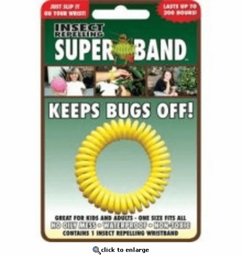 Superband Insect Bracelet The Warming Store