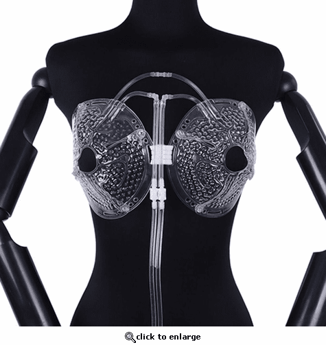 SurgeCool CNT2GO Personal Hot & Cold Therapy - Variety of Applications Specific to Different Body Parts - Breast Application
