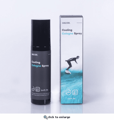 SurgeCool Cooling Cologne Spray