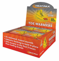 Techniche Heat Pax Air Activated Toe Warmer- Case (40ct)
