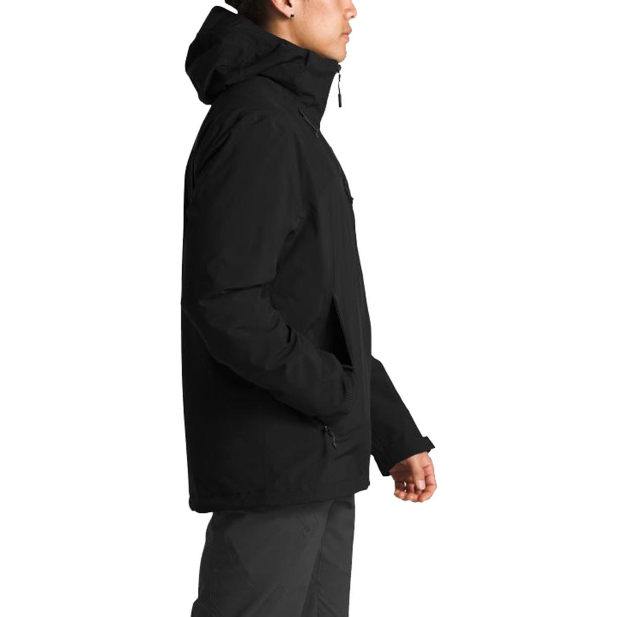 The North Face Mens Thermoball Triclimate Jacket Tnf Blacktnf Black