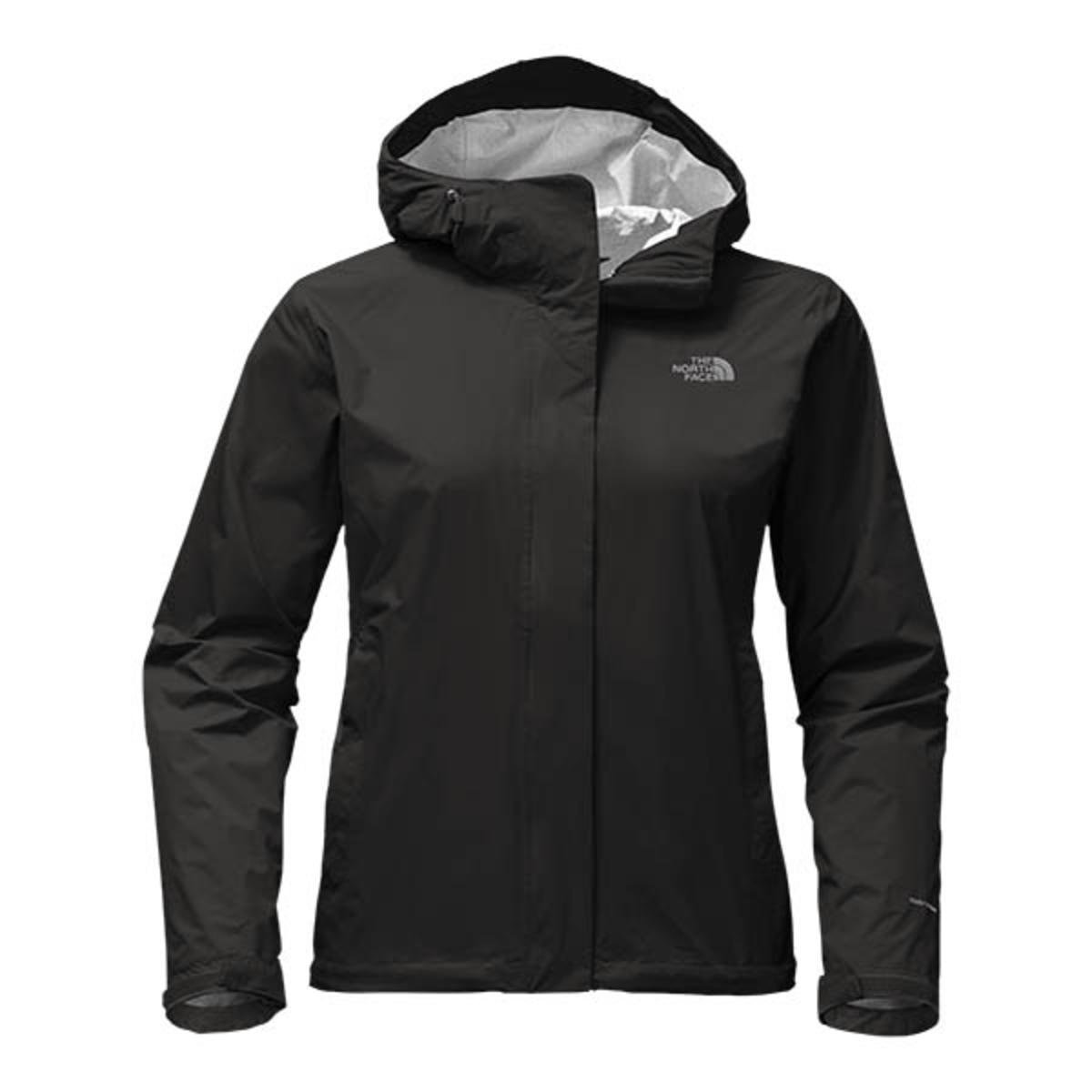 0ee5f7d97 The North Face Women's Venture 2 Jacket - Black - The Warming Store