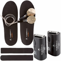 Therm-ic Heated Insole Kit with C-Pack 1700B Bluetooth Batteries