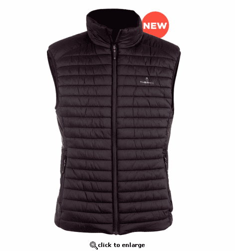 Therm-ic Men's Power Heated Vest