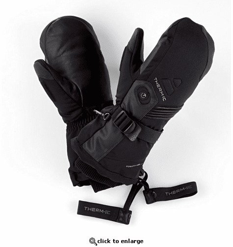 Therm-ic Men's Ultra Heat Mittens