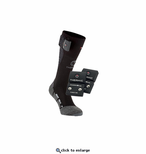 Therm-ic PowerSock S-700 Multi Fit Heated Socks Set