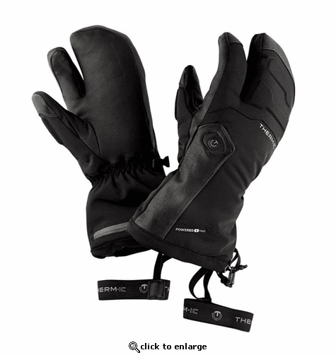 Therm-ic Self-Heating Lobster Power Gloves