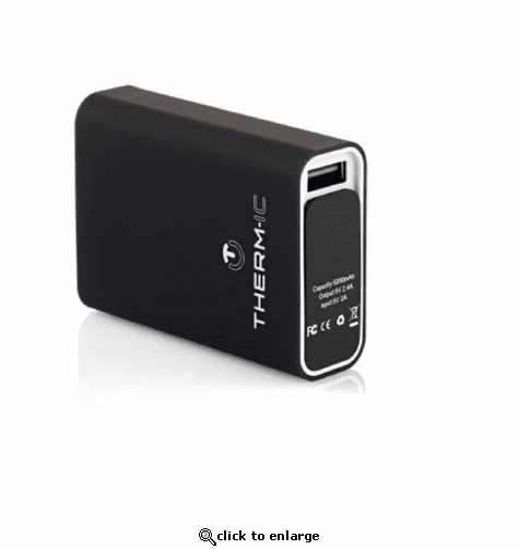 Therm-ic Universal Vest Power Bank